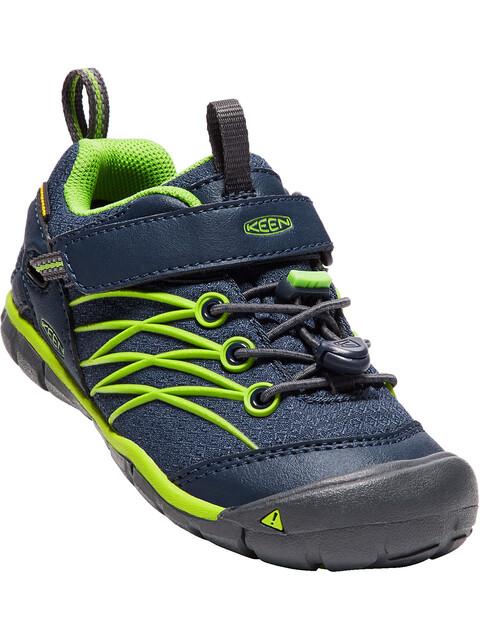 Keen Chandler CNX WP - Calzado Niños - verde/azul